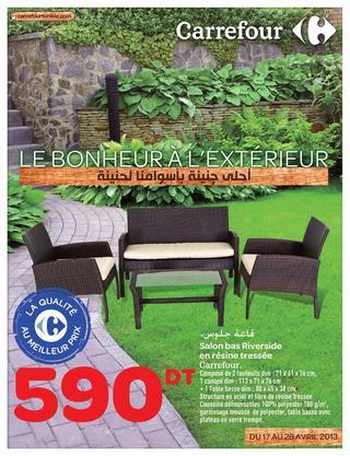 Salon de jardin tunisie prix - Mailleraye.fr jardin