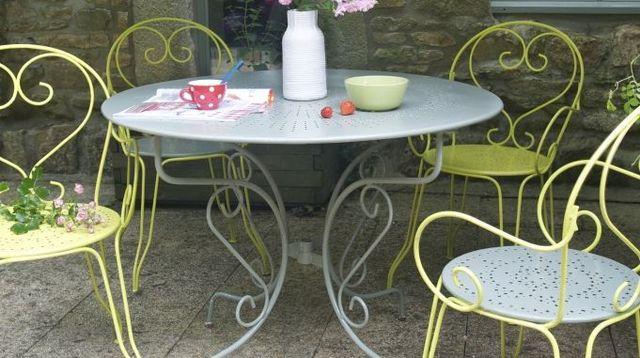 Renover salon de jardin en rotin - Mailleraye.fr jardin