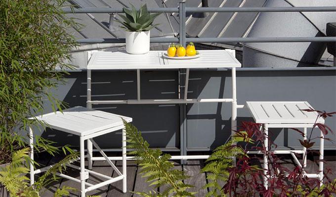 Deco salon de jardin balcon - Mailleraye.fr jardin
