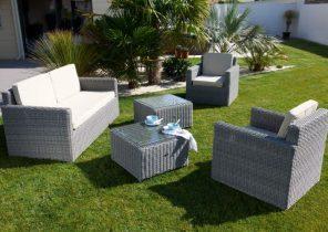 Cdiscount salon de jardin vente flash - Mailleraye.fr jardin