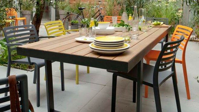 Table salon de jardin castorama - Mailleraye.fr jardin