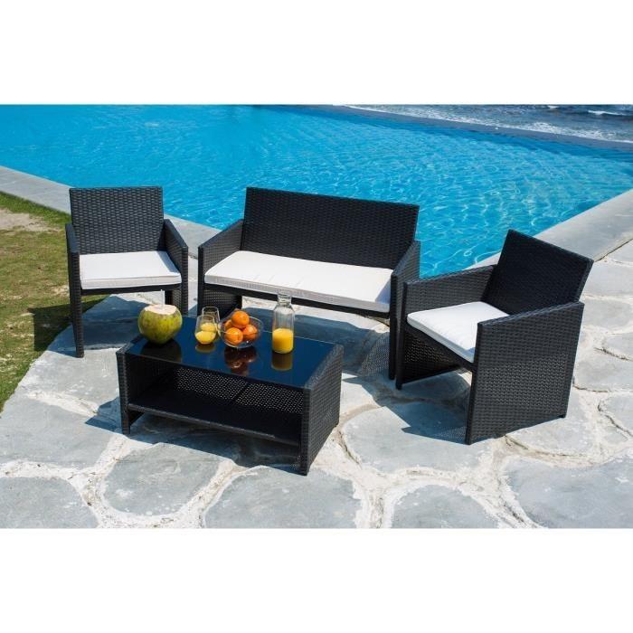 salon de jardin fer forg cdiscount jardin. Black Bedroom Furniture Sets. Home Design Ideas
