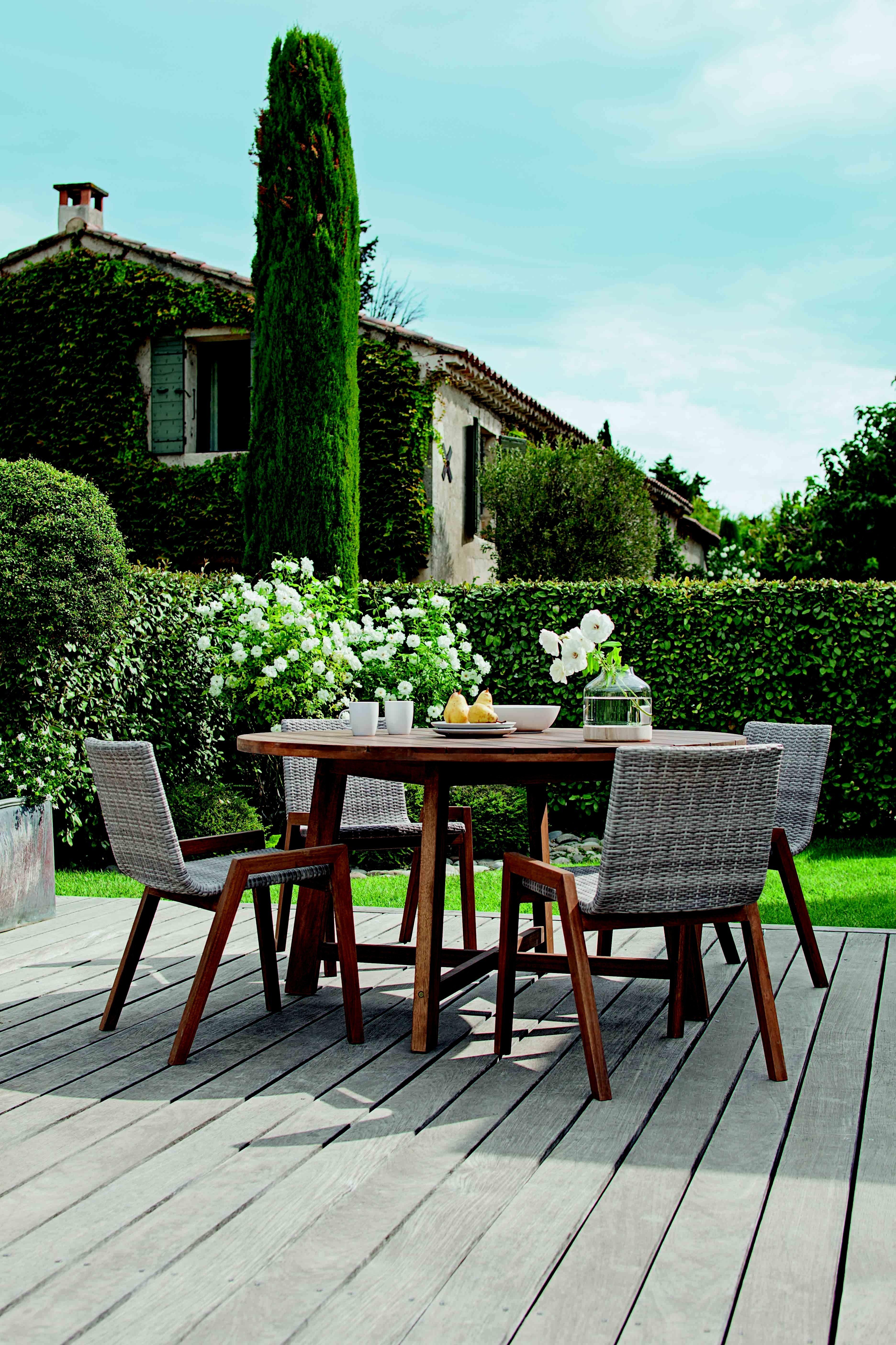 Salon de jardin alu jardiland - Mailleraye.fr jardin