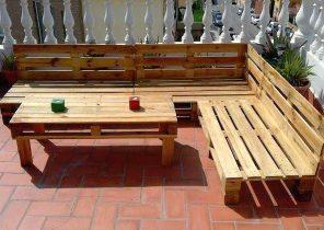 Amazing Salon De Jardin Bois Brut de Design - Photos et idées ...