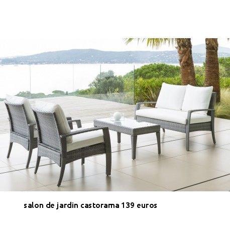 Salon de jardin castorama 139 euros