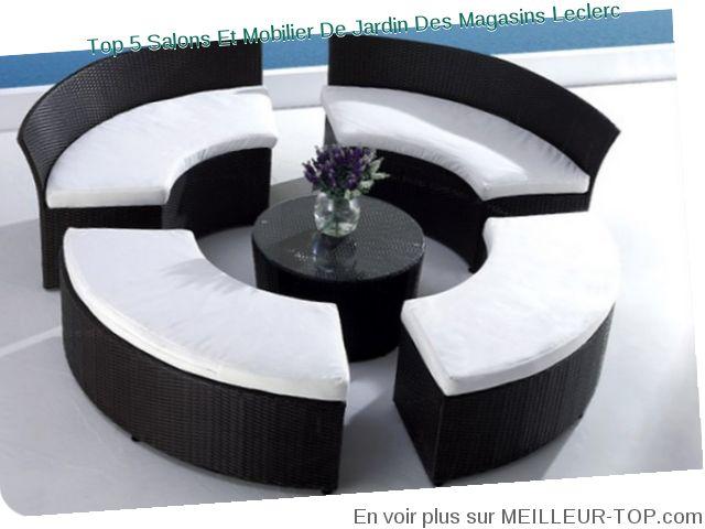 Salon de jardin leclerc dinan - Mailleraye.fr jardin