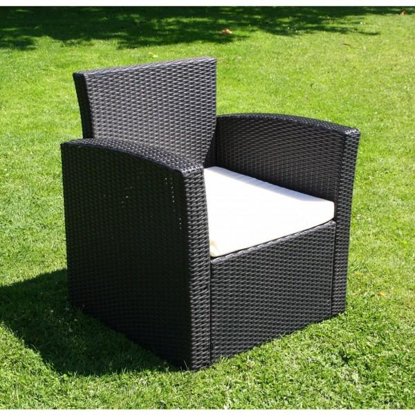 Chaise fauteuil salon de jardin - Mailleraye.fr jardin