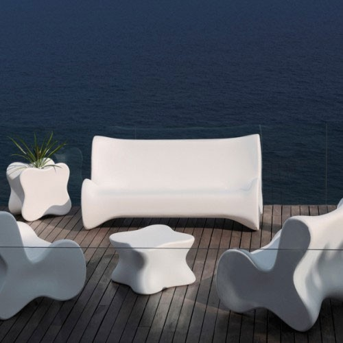 Salon de jardin design vondom