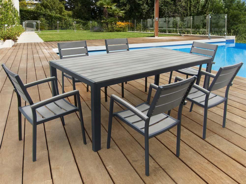 Best Comment Repeindre Un Salon De Jardin En Aluminium Ideas ...