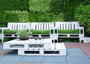 Salon de jardin teck + fer forgé \'vienna\' - Mailleraye.fr jardin