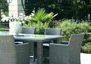 Amazing Salon De Jardin Capri Luxe Gris de Design - Idées de ...