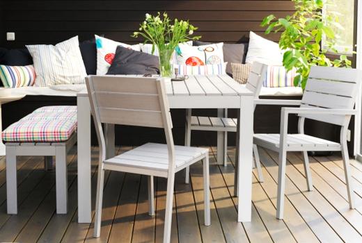Salon de jardin pour balcon ikea