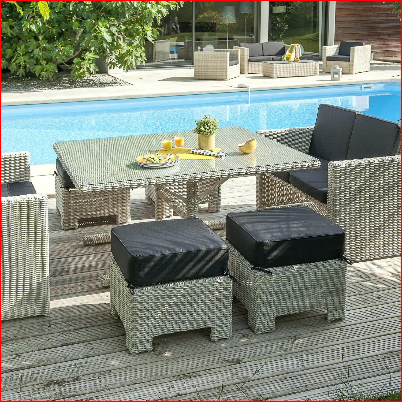 salon de jardin en aluminium chez leroy merlin. Black Bedroom Furniture Sets. Home Design Ideas