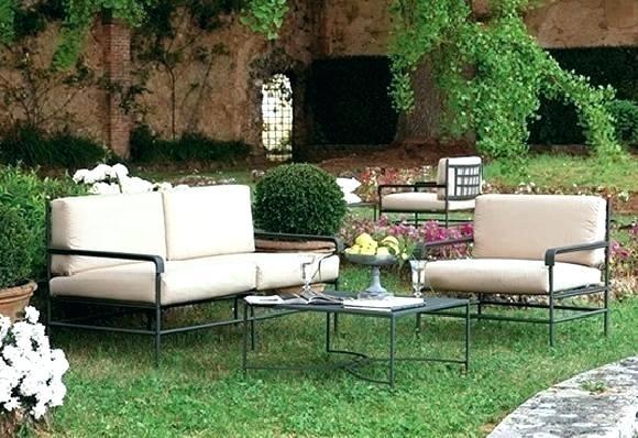 Salon de jardin fer forge style marocain - Mailleraye.fr jardin