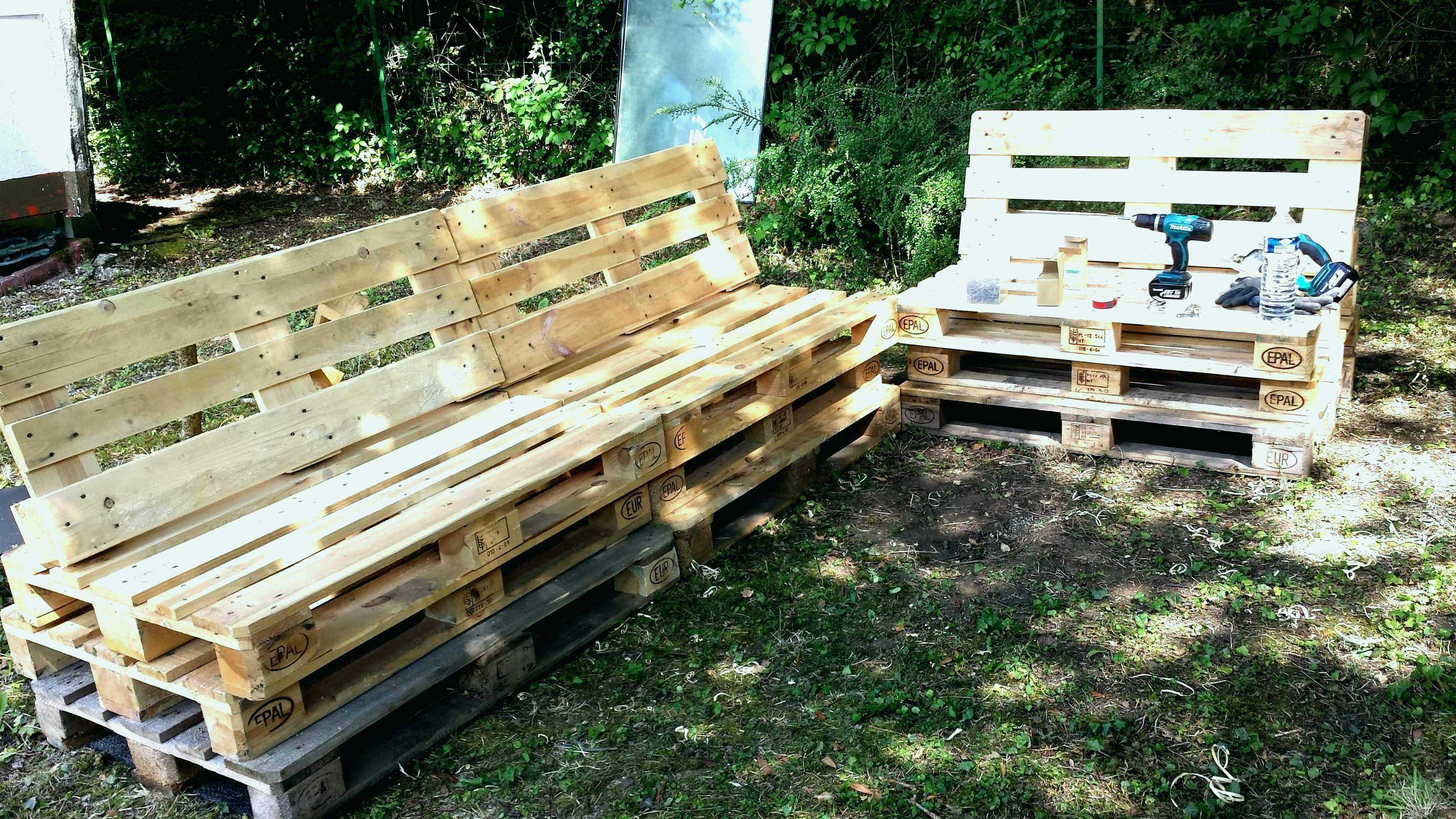 Fabriquer salon de jardin pas cher - Mailleraye.fr jardin
