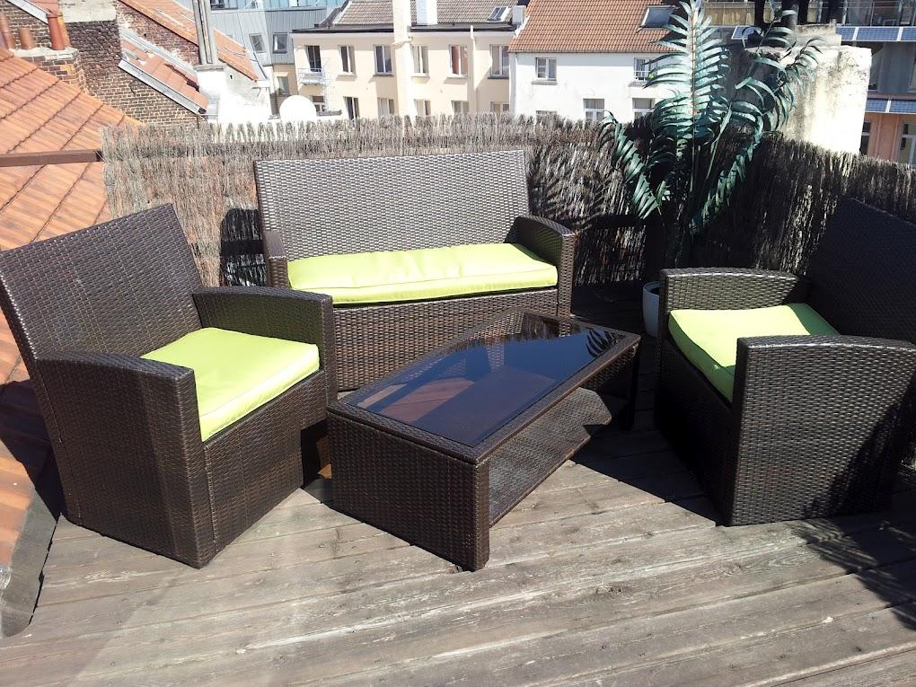 Salon de jardin carrefour a 149€ - Mailleraye.fr jardin