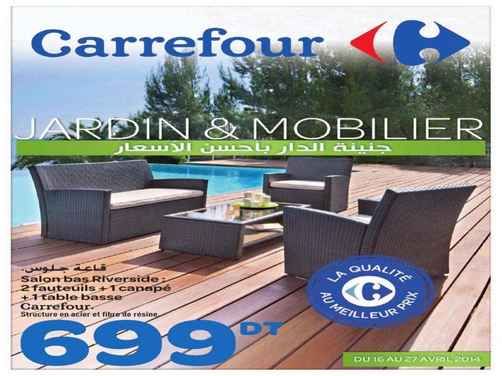 Salon de jardin carrefour tunisie jardin - Catalogue carrefour salon de jardin ...
