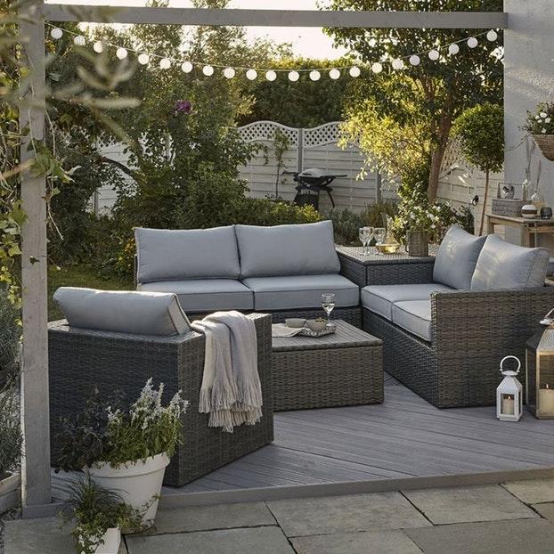 Salon de jardin resine tressee nantes - Mailleraye.fr jardin
