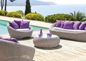 Stunning Salon De Jardin Rotin Austin Ideas - House Design ...