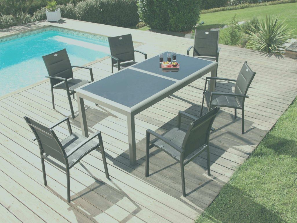 salon de jardin en r sine tress e super u. Black Bedroom Furniture Sets. Home Design Ideas