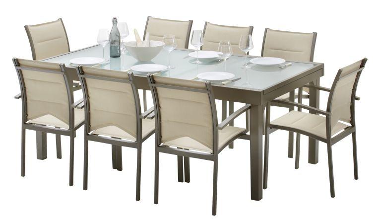 Table de terrasse pas cher