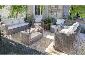 Coussin pour salon de jardin monaco - Mailleraye.fr jardin