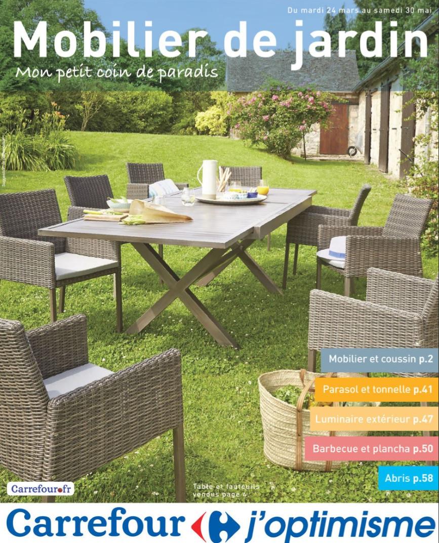 Salon De Jardin Resine Carrefour Meilleur De attrayant Petite ...
