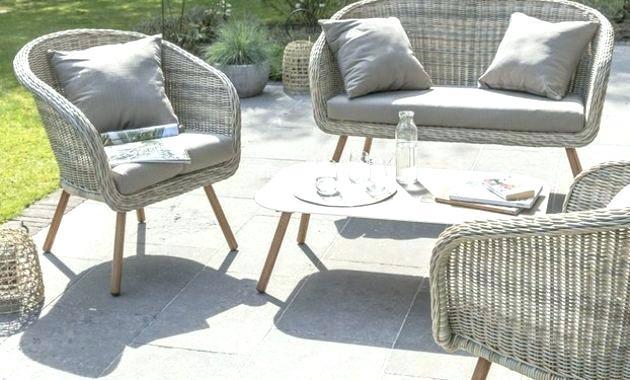 Salon de jardin aluminium d\'occasion - Mailleraye.fr jardin