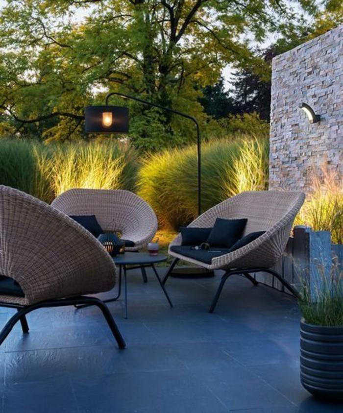 Salon de jardin osier castorama - Mailleraye.fr jardin