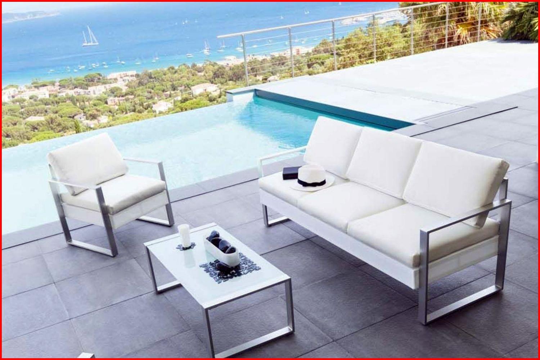 Meuble de salon de jardin design - Mailleraye.fr jardin