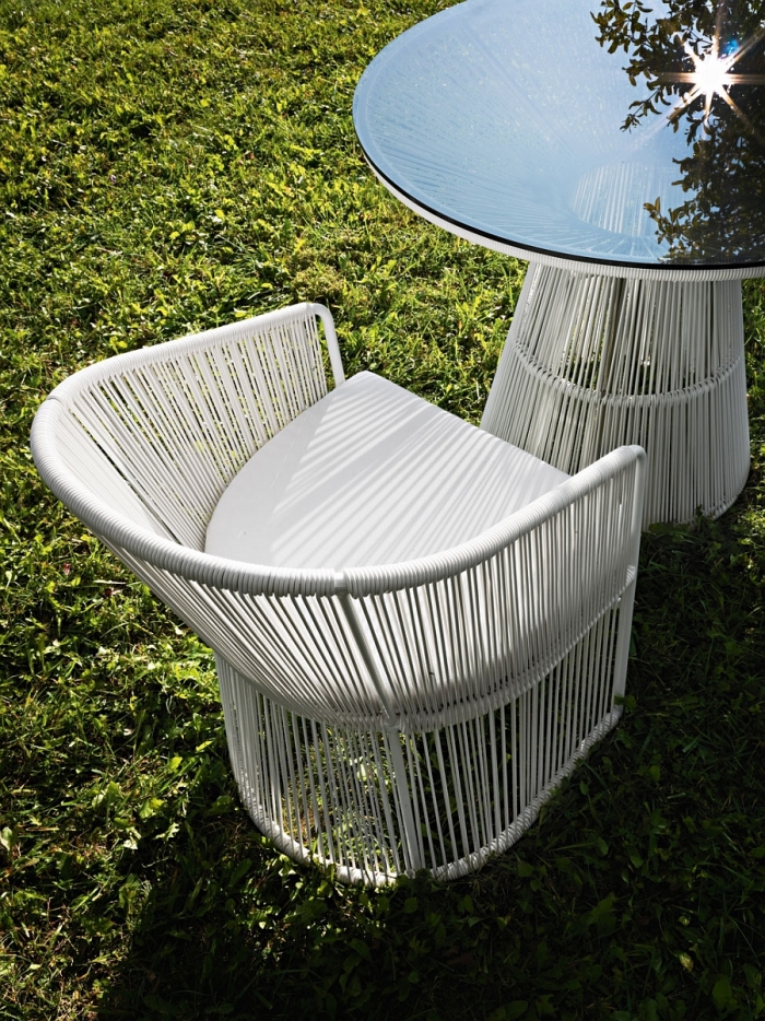 Salon de jardin fabrication italienne
