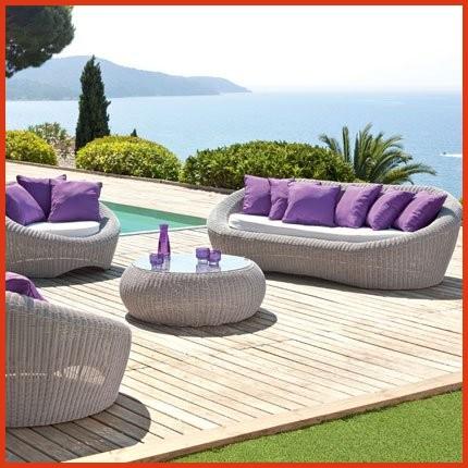 salon de jardin java hesperide jardin. Black Bedroom Furniture Sets. Home Design Ideas