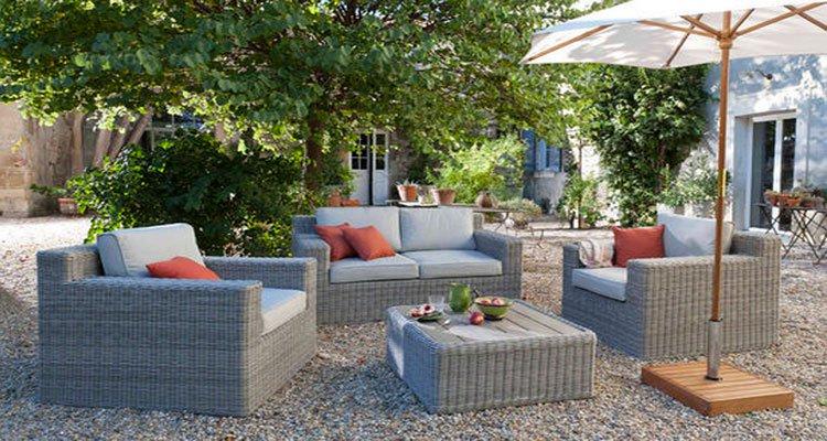Idee couleur salon de jardin - Mailleraye.fr jardin