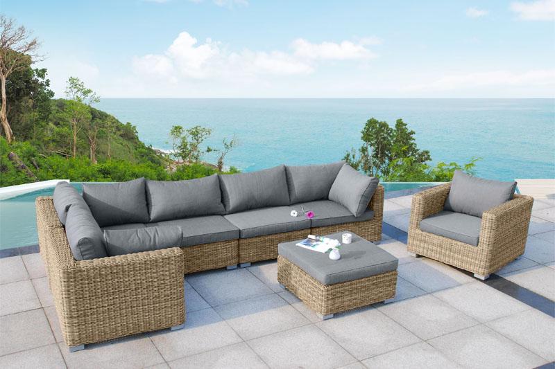 salon de jardin resine arrondi jardin. Black Bedroom Furniture Sets. Home Design Ideas