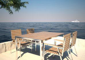 Salon de jardin exterieur design - Mailleraye.fr jardin