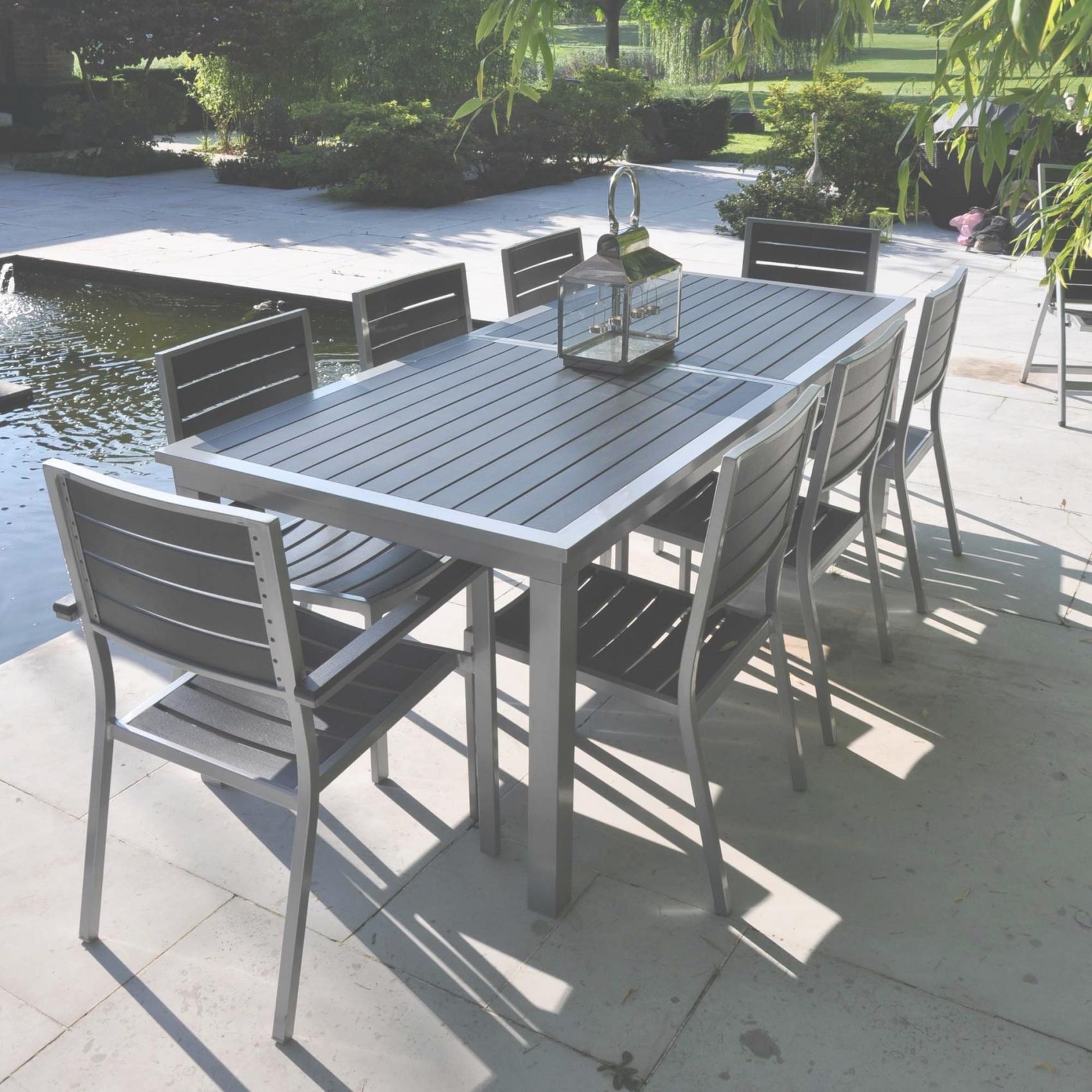 Salon de jardin aluminium kettler - Mailleraye.fr jardin