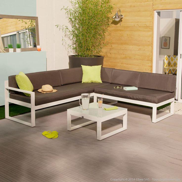 Table basse de salon de jardin leclerc - Mailleraye.fr jardin