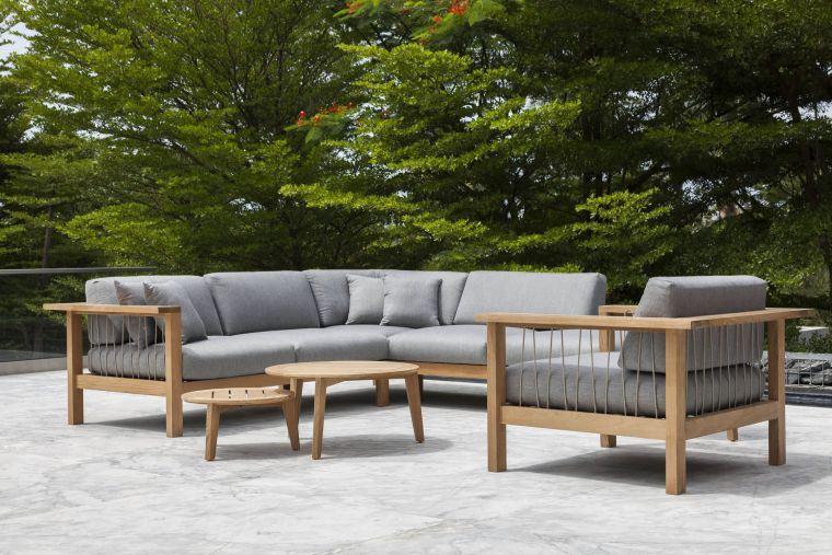 Nettoyer salon de jardin en bois exotique - Mailleraye.fr jardin