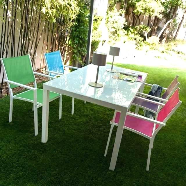 Salon de jardin verena castorama - Mailleraye.fr jardin