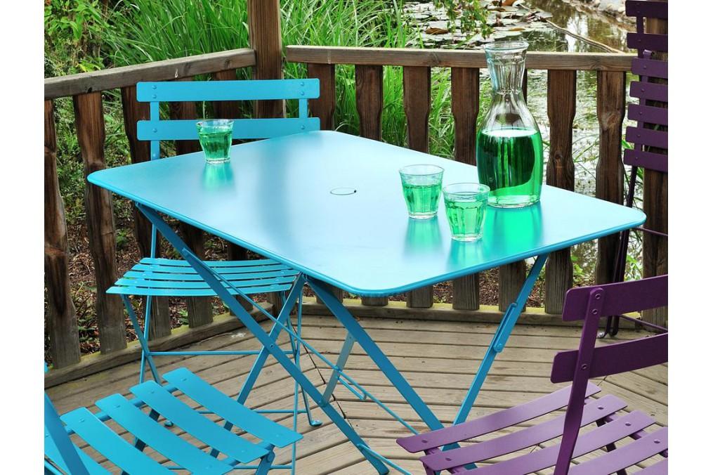Stunning Table De Jardin Pliante Rue Du Commerce Ideas ...