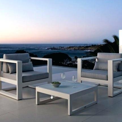 Awesome Salon De Jardin Alu Design Pictures - House Design ...