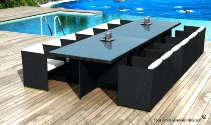 salon de jardin encastrable r sine tress e jusqu 39 12 places jardin. Black Bedroom Furniture Sets. Home Design Ideas