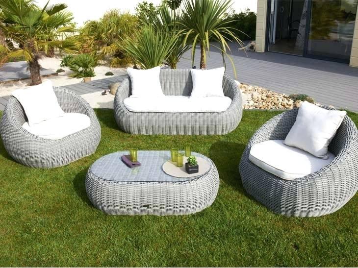 Salon de jardin en rotin castorama - Mailleraye.fr jardin