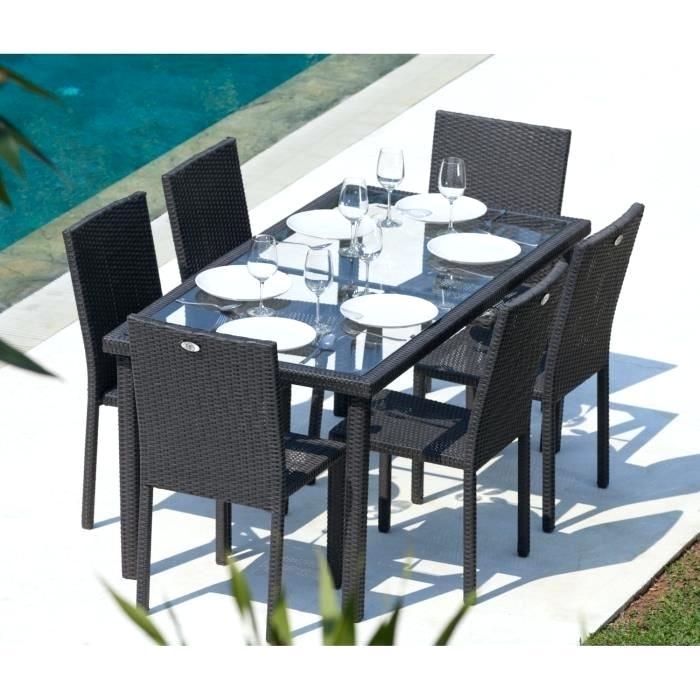 ensemble table et chaise de jardin solde. Black Bedroom Furniture Sets. Home Design Ideas