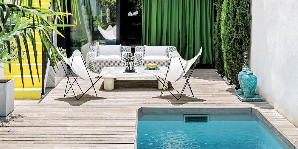 Mettre un salon de jardin en intérieur