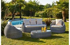 Salon de jardin house garden