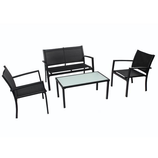 Dimension table salon de jardin plastique - Mailleraye.fr jardin