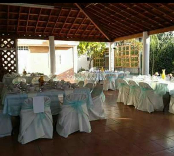 Salon de eventos casa jardin tijuana b.c