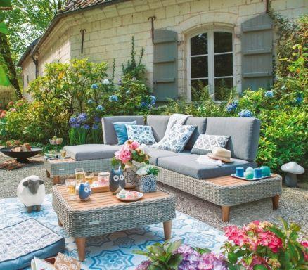 Salon de jardin de jardiland