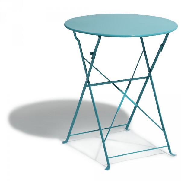 Salon de jardin table ronde metal - Mailleraye.fr jardin